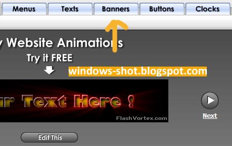 Cara Membuat Banner Animasi Online