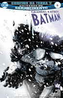DC Renascimento: Grandes Astros - Batman #6