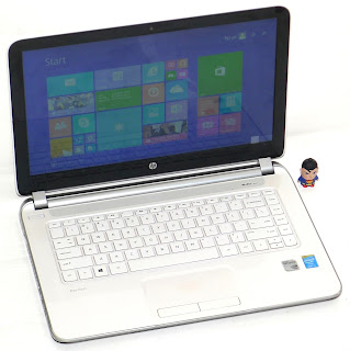 Laptop Gaming HP 14-n267TX Core i5 Second