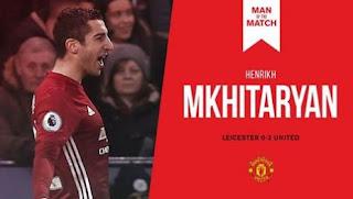 Mourinho Ungkap Alasan Jarang Mainkan Mkhitaryan di Awal Musim