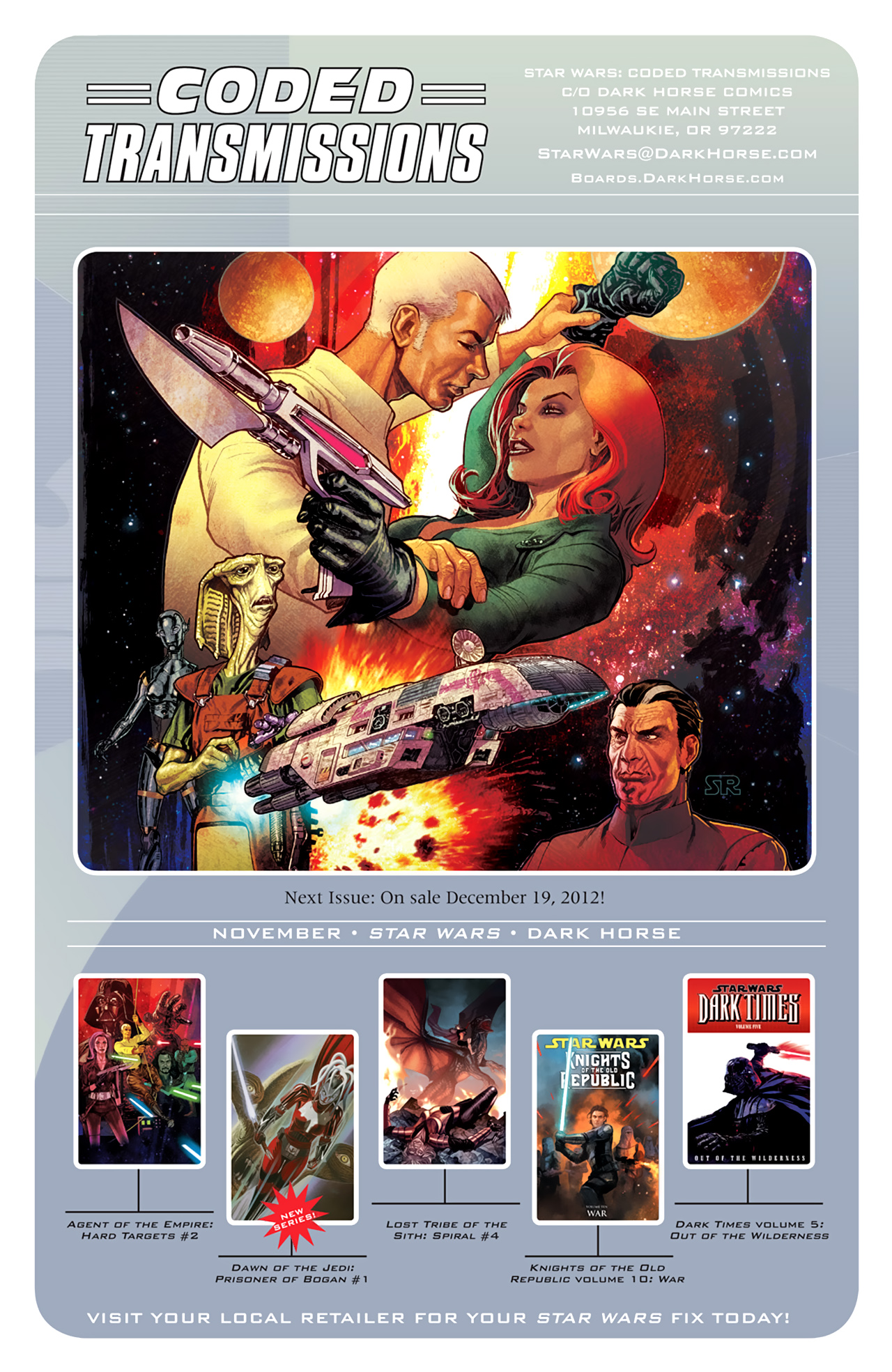 Read online Star Wars: Agent Of The Empire - Hard Targets comic -  Issue #2 - 24