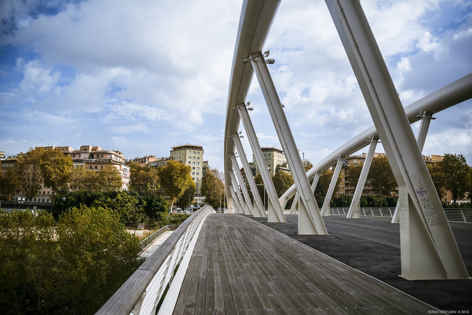 Rome Music Bridge