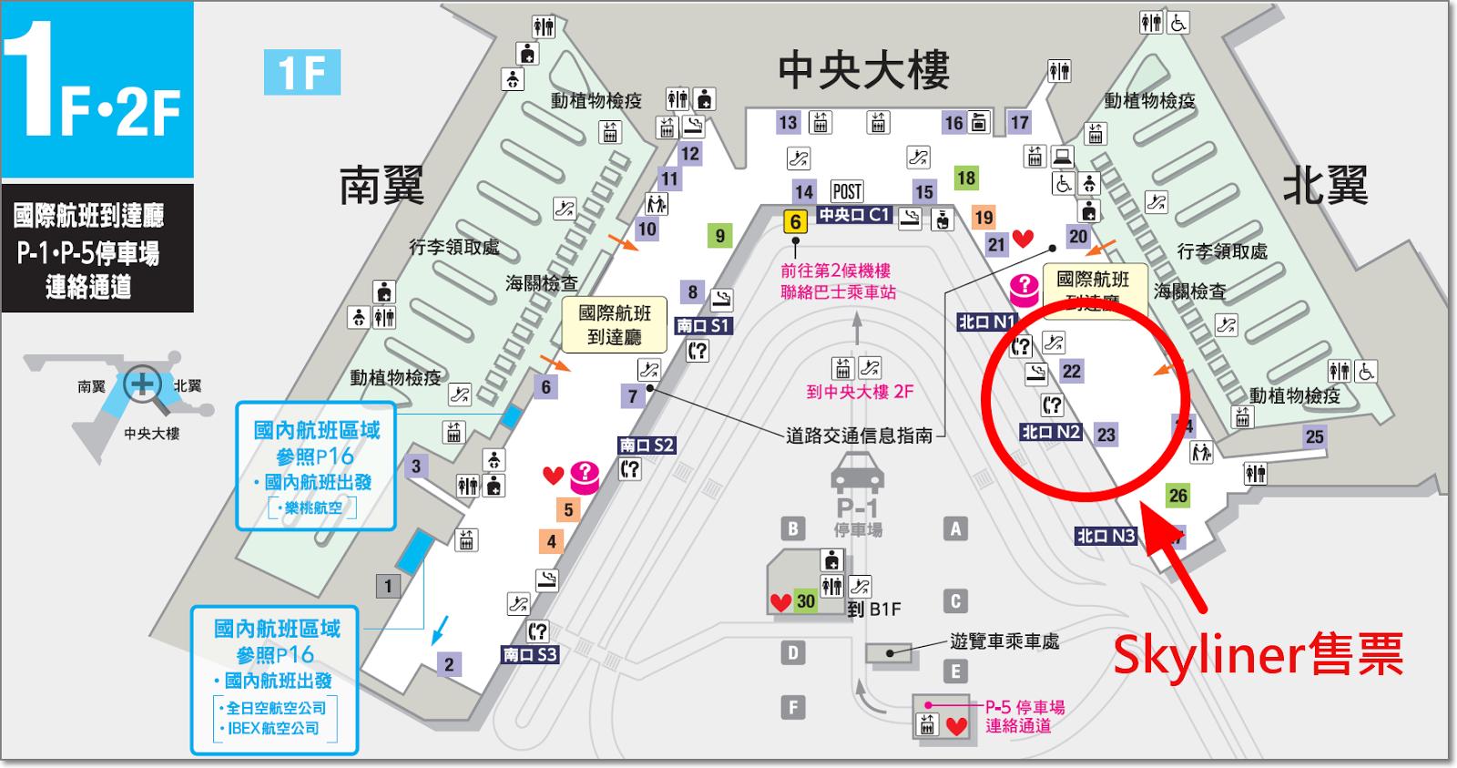 追求堅持: [遊記] 自助旅行 日本東京 交通 成田機場 新宿
