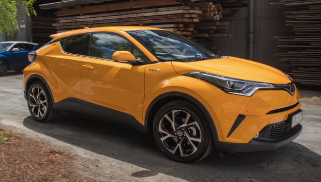 2019 Toyota C-HR Euro-Spec Review