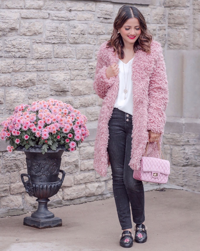 Pink Teddy Bear Coat: the Coat that's Guaranteed to Get You Hugged!