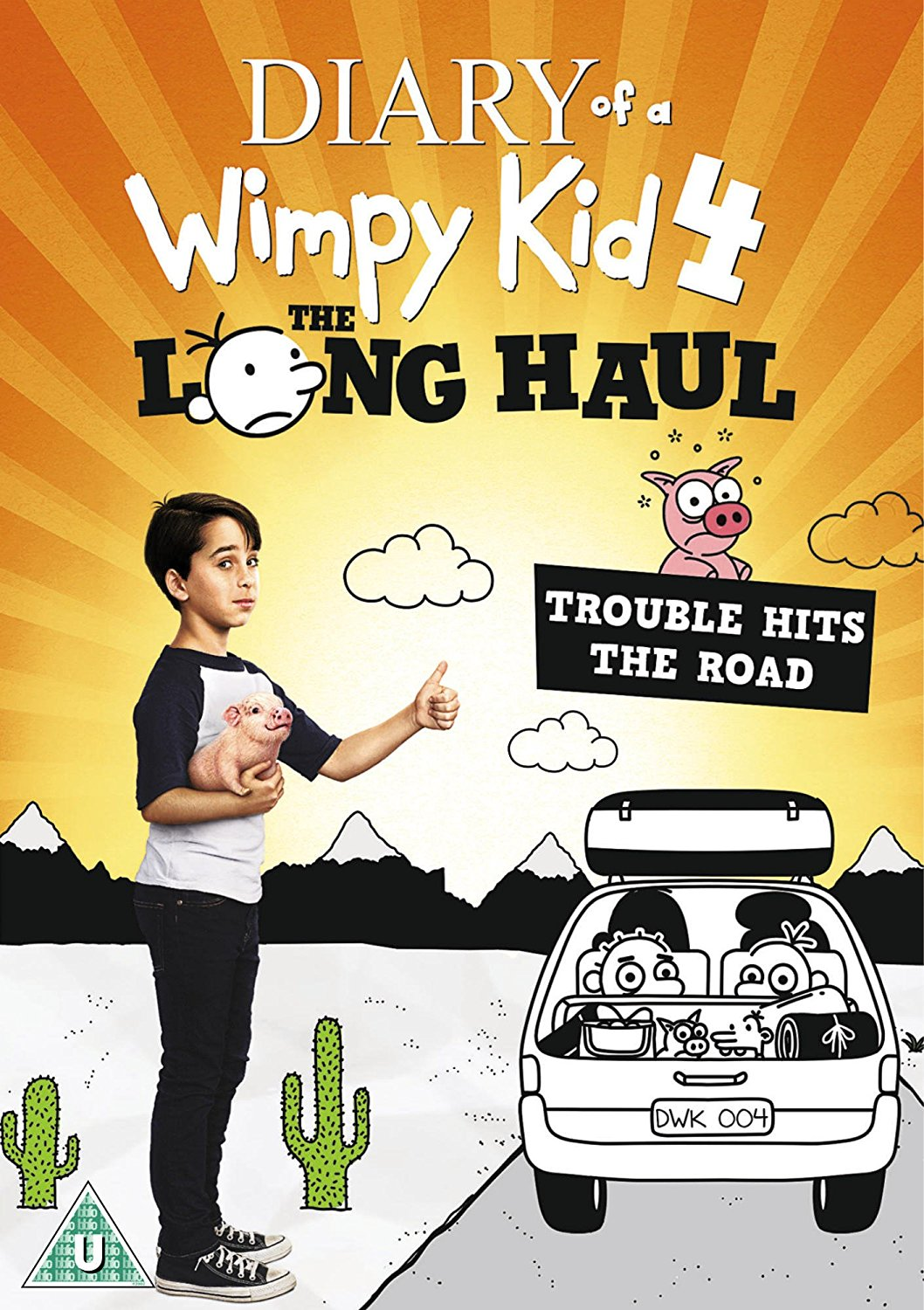 Download Film Diary Wimpy Kid Long Haul 2017