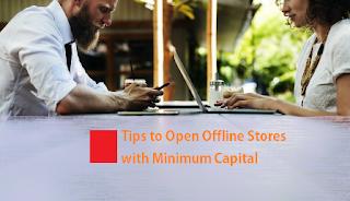 Tips Membuka Toko Offline dengan Modal Minim