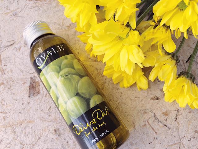 harga olive oil ovale
