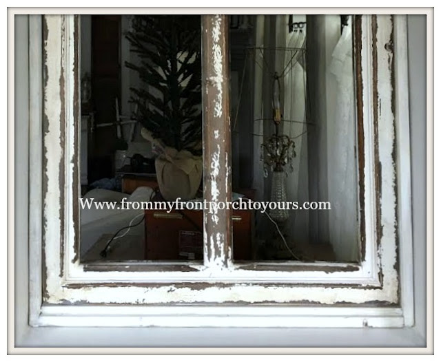 DIY-Custom-Faux- Window-From My Front Porch To Yours