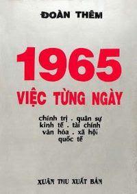 1965 Việc từng ngày - Đoàn Thêm