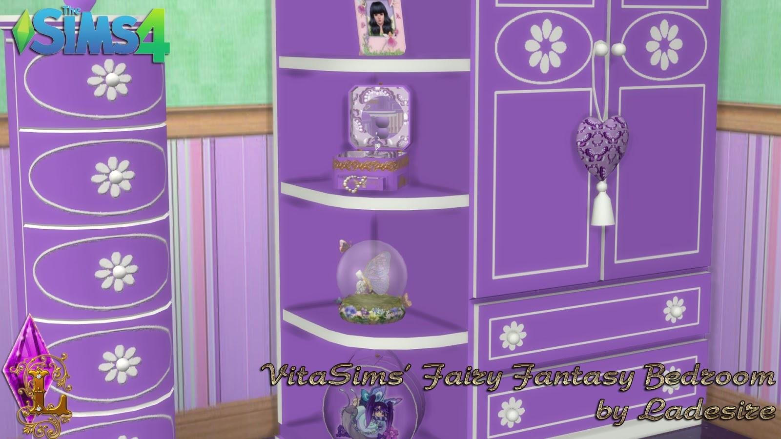 Ladesire S Creative Corner Ts4 Vitasims Fairy Fantasy