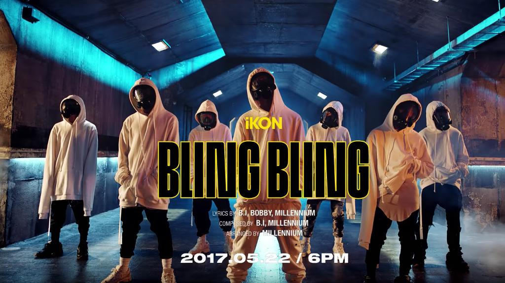 iKON - NEW KIDS : BEGIN 'BLING BLING' TEASER SPOT #1 - iKON YG ...