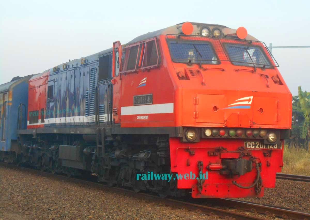 Harga Tiket Kereta Api Ekonomi Naik Tajam 1 Januari 2015