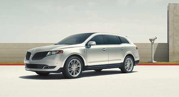 2016 Lincoln Mkt Canadian S Of Suvs And Crossovers