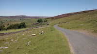 Picturesque view of  swaledale yorkshire dales- by: © Paul c Walton