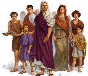 Familia, cognacion, y Derecho romano