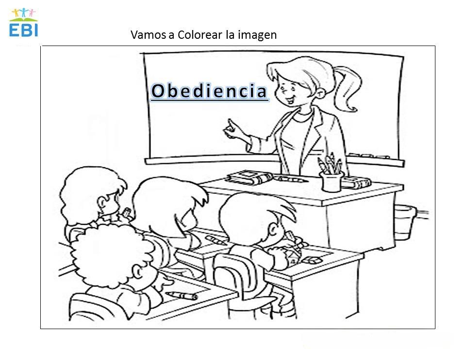 Dibujo De Chilena Para Colorear: EBI Chile: Para Colorear