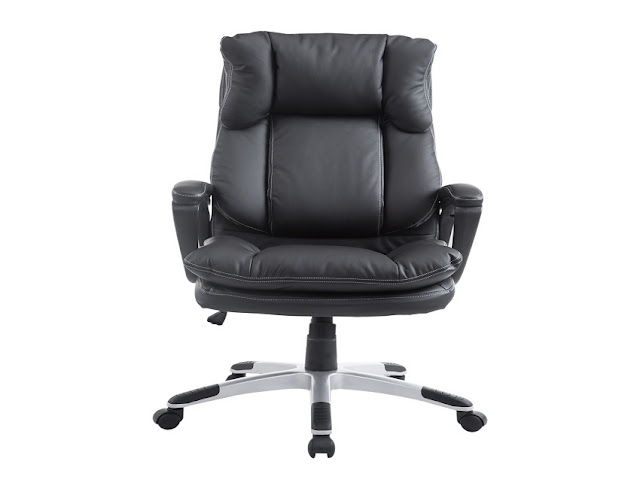 best buy ergonomic leather office executive chair for sale online