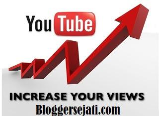 Cara Membuat Viewers Youtube Banyak