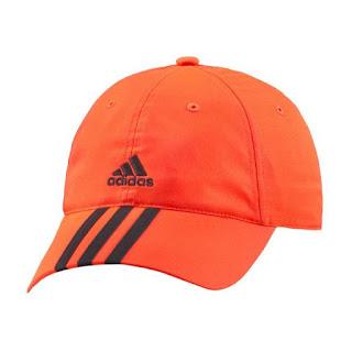 topi adidas orange