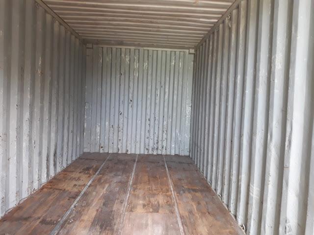 Container Văn Phòng, Container Kho Tại KCN Bình Minh, Vĩnh Long