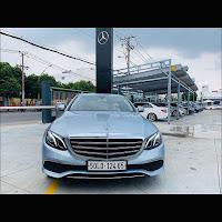 Mercedes E200 2019 đã qua sử dụng màu Bạc