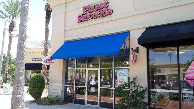 Planet Smoothie, Viera, FL