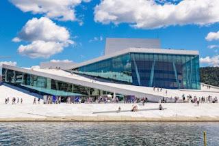 3. Gedung Opera Oslo