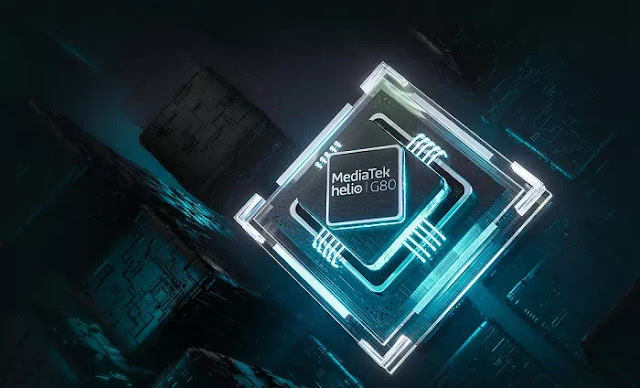 Chipset MediaTek G80
