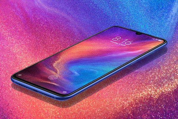 Xiaomi Mi 9 - Optical Fingerprint scanner
