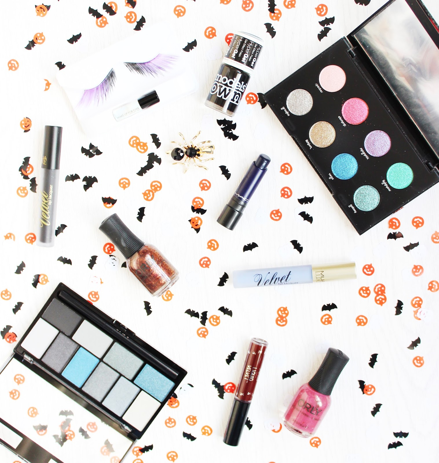 9 beauty products for a quick and easy Halloween makeover