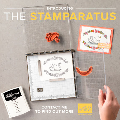 Reserve Your Stamparatus HERE NOW