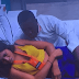 BBNaija 2018: Another Kemen? Bitto Gets Into Trouble For Touching Princess On bed Without Her Consent (photos)