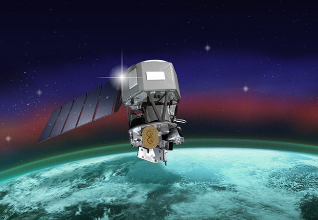 Tinuku NASA and Northrop Grumman for the launch of ICON spacecraft