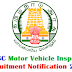 TNPSC Motor Vehicle Inspector Vacancy Notification 14.02.2018