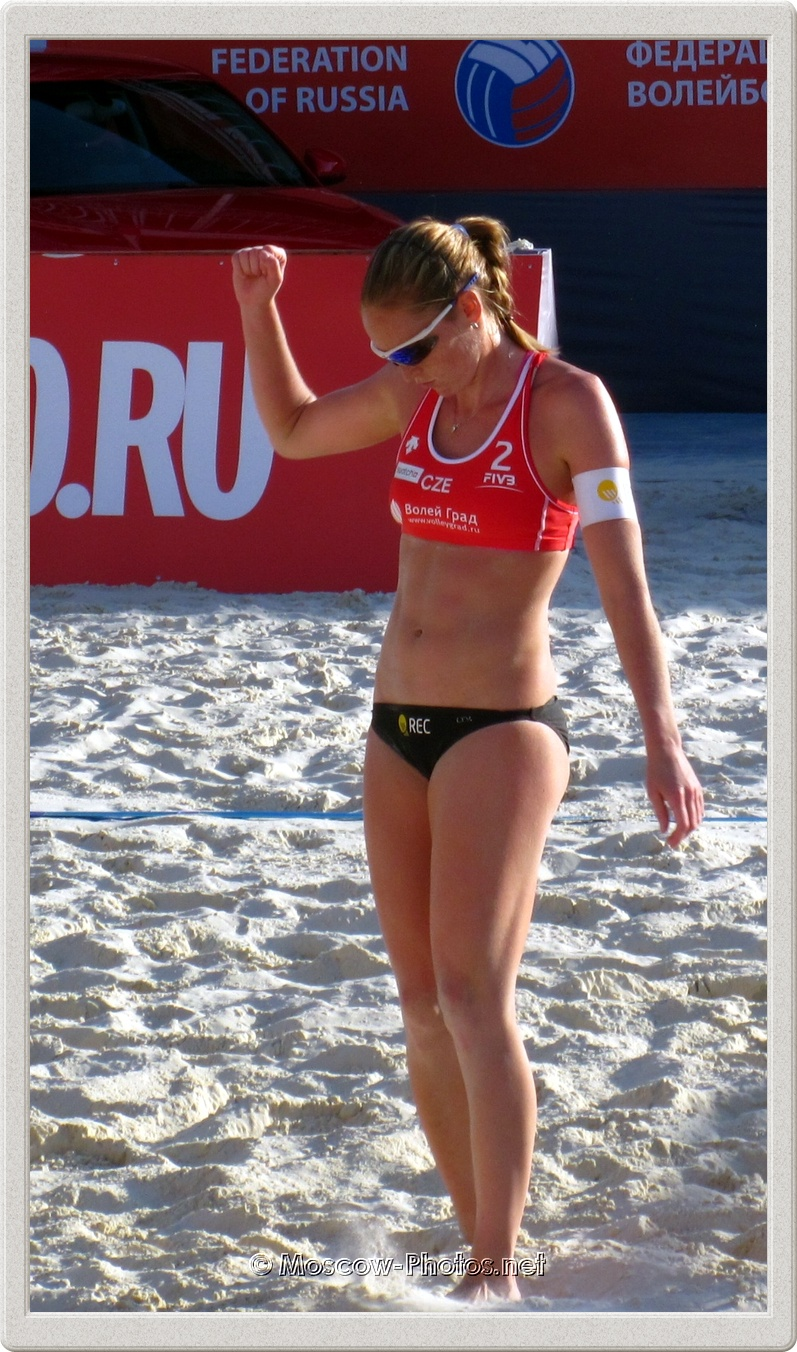 Kristyna Kolocova - Beach Volleyball