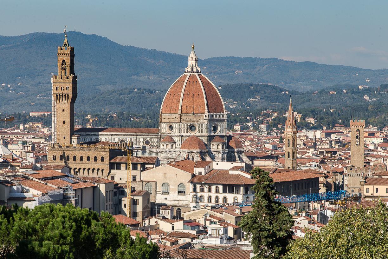 Firenzen Tuomiokirkko