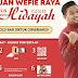 Wefie Bersama Jus Hidayah Gold Dan Menang RM 10,000