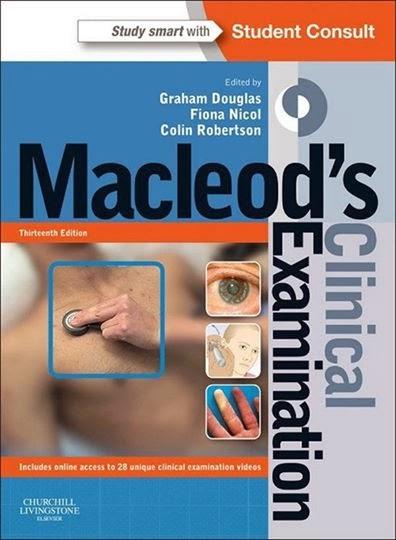 Macleod, Hướng dẫn Hỏi bệnh và Khám lâm sàng 13/e