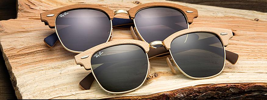 2af099ac1a Productos: Gafas Ray-Ban Clubmaster en madera