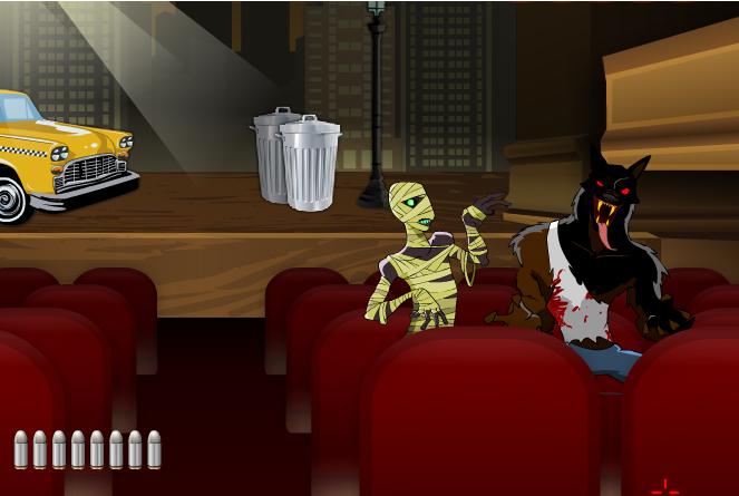 Bóng ma trong nhà hát