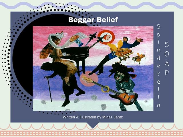 Spinderella Soap: Soap Scene #21, 'Beggar Belief'