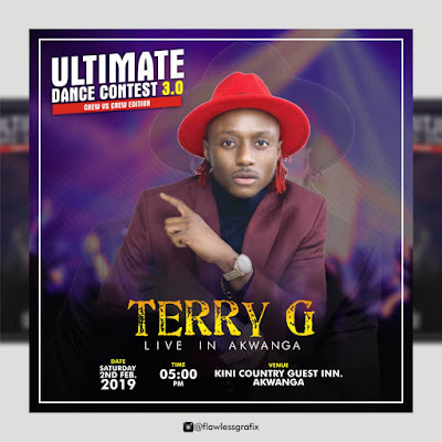 Ultimate Dance Contest 3.0 with Terry G