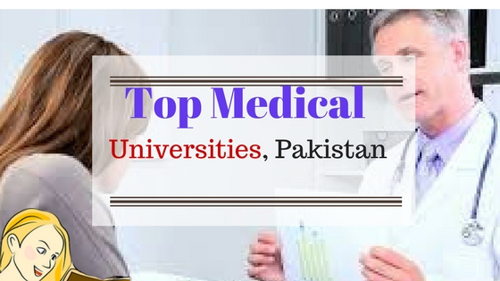 top medical universities in pakistan