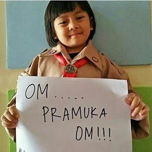 Kumpulan Gambar Kartun Stiker Transparan Anak Pramuka Bhineka Tunggal Ika