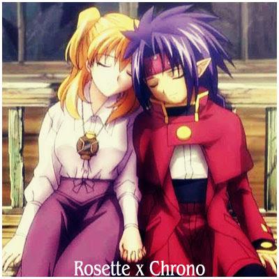 Chrono Crusade - Anime romance terbaik yang pasangannya bahagia sampai mati