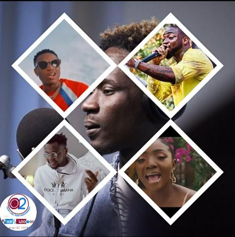 Top 10 Naija Songs: Simi, Kizz Daniel, Davido, Wizkid and Mr