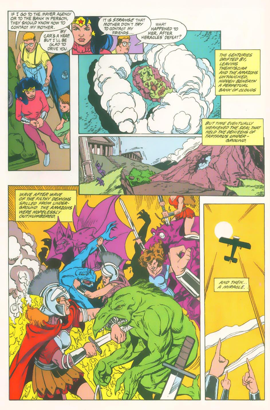 Read online Wonder Woman (1987) comic -  Issue #72 - 14