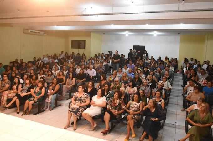 Santa-cruzenses são homenageadas com Prêmio Josefa Mendes de Barros