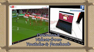 Download Youtube and Facebook Videos